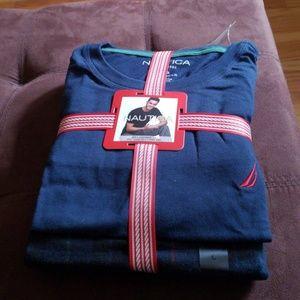 Brand New Nautica 2 Piece Sleepwear Set